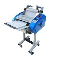 GW-360C double side Hot press Roll laminator