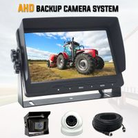HD Crane Truck Backup Camera Observation System with 12V to 32V DC Voltage and IP67 Rear & Dome Came thumbnail image