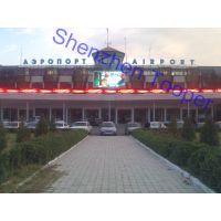 outdoor led displays P20mm full color led screen
