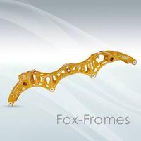 CNC inline skate frame