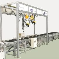Busbar Manual Assembly Machine Two-Piece Manual Assembly Machine