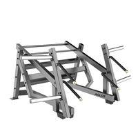 Fitness equipment machine-squat lunge,squat rack,squatting exercise equipment,leg exercise machine thumbnail image