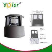 Aluminum Solar garden led lights JR-CP46