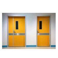 Hermetic Manual Automatic Swing Doors