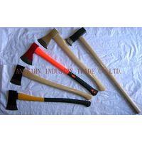 axe with long handle thumbnail image