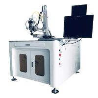 Full automatic high quality auto parts laser welding machine