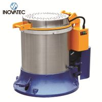 Vibratory dryer with heating element - Vibratory drier