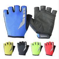 Half finger bike glove