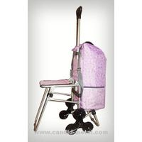 cooling bag chair shopping trolley cart