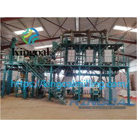 Sell Flour Mill with Complete Set thumbnail image