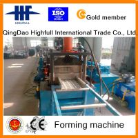 Scaffolding Platform Side Board Rollformer Ship Foot Pedal Roll Forming Machine thumbnail image
