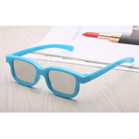 RD 3D or MI 3D Passive 3D Glasses Circular Polarized 3D Viewer Cinema 3D with