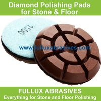 Floor Polishing Pads for stone and concrete floors