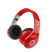 New Stereo Folding headphone Stereo Wireless Bluetooth Headphones With Microphone
