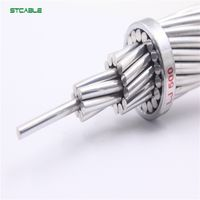 High voltage overhead cable aluminum conductor steel reinforced ACSR Conductor