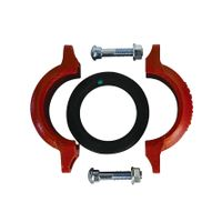 100tong(brand) grooved coupling including rigid coupling, flexible coupling and reducing coupling thumbnail image
