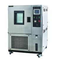 Climate temperature humidity test chamber manufactory