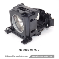 Hot sales Projector Lamp with housing For 3M X62 Projector (78-6969-9875-2)