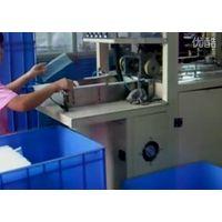 plastic staple pin roll making machine line/tag pin making machine /tag pin streching machine