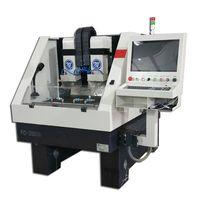 Mobile screen protector cutting machine