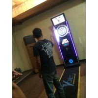 Amusement machine dartboard type Coin-operated dart machine for hot sale