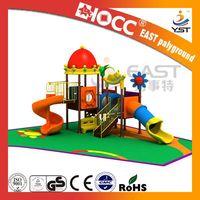 Plastic slides for children outdoor YST-3036B thumbnail image