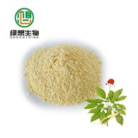Ginseng leaf extract ginsenoside UV 80% powder ginseng extract