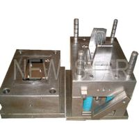 injection mold and die casting mold