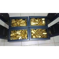 Gold Bars, Nuggets dust and Raw