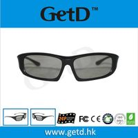 Unisex and multi use getd 3d glasses---CP400G64R