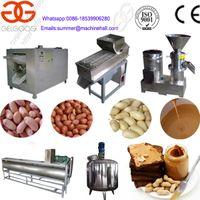 Top Quality Peanut Butter Making Maker Machine