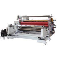 paper film PET PVC Rubber automatic slitting machine