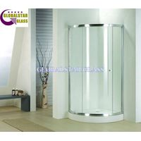 Tempered Glass Shower Room with CE Approved