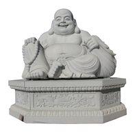 Stone Sculpture G633 Maitreya Buddha Sculpture