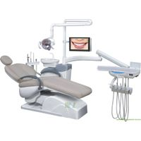 top-mounted dental chair   ergonomic dental chair MSLDU17 for sale thumbnail image