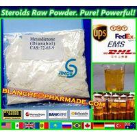 Oral Turinabol Anabolic steroid hormone 4-chlorodehydromethyltestosterone thumbnail image