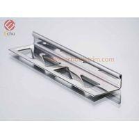 Home decoration mirror polished 10mm metal trim molding genesis straight edge tile trim thumbnail image