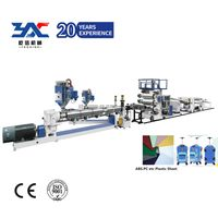 plastic sheet making machinery for bags and suitcase thumbnail image