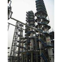 Supplying oil refinery plant, oil refining equipment, vacuum distillation unit