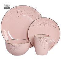 cheap stocked 16pcs ceramic porcelain dinner set ceramic dinnerware sets tableware in stock
