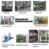Motorcycle tire plant machinery thumbnail image