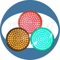 8inch ball led traffic signal light