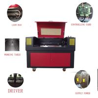 laser engraving machine for stone NC-E6090