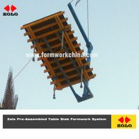 Zolo Pre-Assembled Table Slab Formwork System Flying Formwork