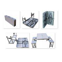 new design aluminum folding table thumbnail image