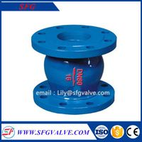 H42X mute check valve with high quality and low price