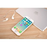 Ultra thin high clear 5.5 inch Iphone 6 screen protector with 2.5D curved edge full cover