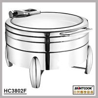 304 stainless steel hydraulic induction chafing dish,buffet ware food warmer