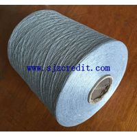 Polyester/Steel Blended Yarn for Textile
