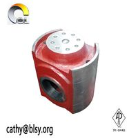 API mud pump crosshead / mud pump parts / power end parts